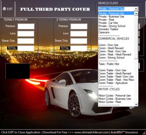 AutoRISX Insurance Software
